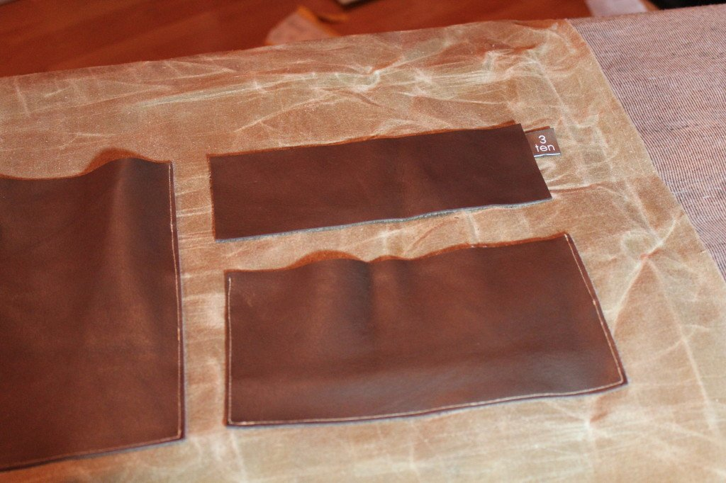 Sewing: Woodworking Apron - 3ten